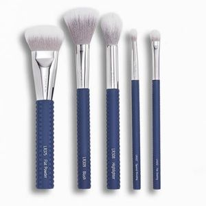 LARUCE BEAUTY 5 Piece Cheek & Eyes Brush Set